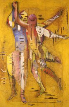 Mirko Basaldella Danza d'Arlecchino (1958)