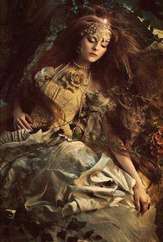 Sleeping Beauty by moovan.lovelyshop