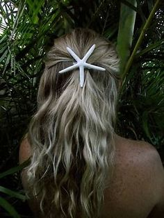 Nautical Hair Accessories Starfish, Sand Dollars, & Sea Shells!!!! Get them cheaper while its going on!