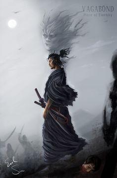 Musashi, samurai art                                                                                                                                                      More