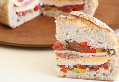Six Layer Sourdough Bread Club-