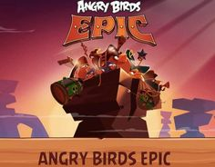 Angry Birds Epic launched on Android and iOS