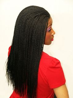 senegalese twist | Gallery - Category: Senegalese Twists - Image: Senegalese Twists