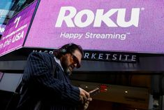 Roku soars 23% after a Wall Street analyst says it could compete with Netflix (ROKU NFLX)