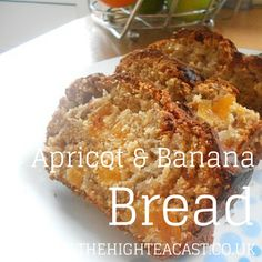 Banana bread is a staple of the tea time dinner table, but have you ever thought of mixing it up? Here is a recipe with an apricot twist.