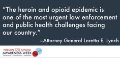 """The heroin and opiod epidemic is one of the most urgent law enforcement and public health challenges facing out country."" Pinned by the You Are Linked to Resources for Families of People with Substance Use  Disorder cell phone / tablet app September 21, 2016;   Android- https://play.google. com/store/apps/details?id=com.thousandcodes.urlinked.lite   iPhone -  https://itunes.apple.com/us/app/you-are-linked-to-resources/id743245884?mt=8com"
