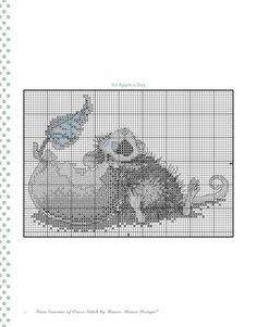 Gallery.ru / Фото #35 - Four Seasons of Cross-Stitch by House-Mouse Designs - samashveya