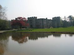 Allington Castle where some of my ancestors were born