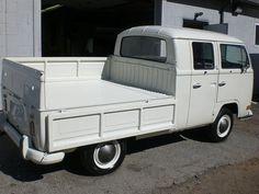 Skip's '70 Double Cab
