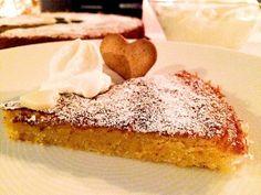Fika, Christmas Desserts, Diy Food, Yule, Almond Flour, Vanilla Cake, Tart, Cheesecake, Gluten Free