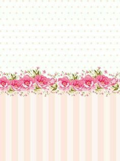 Wallpaper flowers EDEM luxury floral design flowers leaves floral wallcovering red bordeaux grey white ft - Home Style Corner Flower Backgrounds, Flower Wallpaper, Wallpaper Backgrounds, Iphone Wallpaper, Watercolor Flower, Decoupage Paper, Printable Paper, Flower Frame, Vintage Paper
