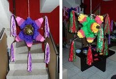 Tutorial Piñatas de Estrella de 5 y 7 Picos. DIY Star Pinata