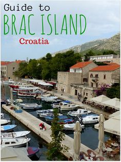 The ultimate guide to things to do in Brac island, Croatia including accommodation and how to get to Brac. http://www.wheressharon.com/europe-with-kids/things-to-do-in-brac/