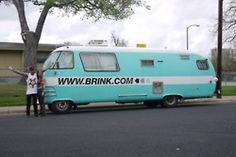 BRINK mobile, Isaiah Toothtaker & Caroline Jackson @ SXSW
