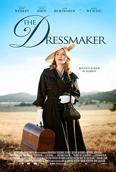 Kate Winslet, Judy Davis, Liam Hemsworth, and Hugo Weaving star in this Australian drama. The Dressmaker is the story of femme fatale Tilly Dunnage who returns 2015 Movies, Hd Movies, Movies To Watch, Movies Online, Movies And Tv Shows, Popular Movies, Movies 2019, Hugo Weaving, Liam Hemsworth