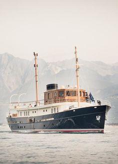 Stunning photos of Rossinavi yacht Taransay on sea trials Cool Boats, Small Boats, Yacht Design, Boat Design, Design Design, Big Yachts, Classic Yachts, Cabin Cruiser, Canoe Trip
