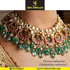 Your wedding is your special day –Make it extra – special with this stunner of a HathPhool Set. Explore our wide wedding and party wear Rajputi jewellery collection and take your pick! visit:www.shivjeweller.com #rajputijewellery #Aaddesign #jewellerydesigns #weddingjewellery #rajasthan #jaipur Indian Wedding Jewelry, Indian Jewelry, Bridal Jewelry, Jewelry Stores, Jewelry Sets, Bling Bling, Rajputi Jewellery, Party Kleidung, Gold Jewellery Design