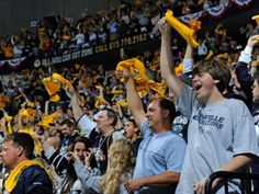 The Predators are becoming a hot ticket in Nashville. #NHL #sports #hockey