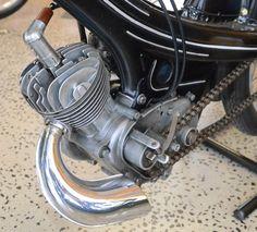 NSU 50cc. 1960 two stroke race engine | < 9´~ ru fm (us,dre) powFol 25´ ZERO pic onl https://de.pinterest.com/kirezov/different-things/