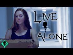 Live Alone - Psychological Horror Short Film - YouTube