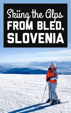 Have you ever considered skiing in Slovenia? If you're looking for a budget option for skiing in the European Alps, I think Slovenia should be your top choice! / A Globe Well Travelled Top Europe Destinations, Europe Travel Tips, Travel Plan, Travel Guide, European Destination, European Travel, Scenic Photography, Night Photography, Landscape Photography