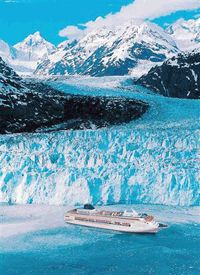Alaska cruise very cool:)