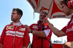 GP topic:アリソン離脱で、現実味を帯びる「ベッテルのフェラーリ離脱説」 #F1