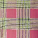 Kei - Lawn - Plaid - Pink