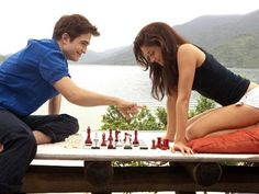A still from The Twilight Saga: Breaking Dawn Part 1.