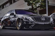 @amgbased instagram This s63 is a beast  So classy.. #mercedes #merc #mercedesbenz #mercedesbenzamg #amg #s63  #s63amg #carporn #slammed #bagged #stance #fitment #vip #stancenation