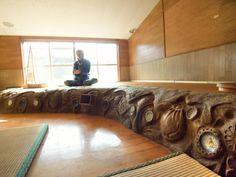 Rocket Stove @ Saihate, Japan