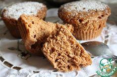 Ржаные кексы на сметане в микроволновке - кулинарный рецепт