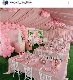 Princess Theme Birthday Party
