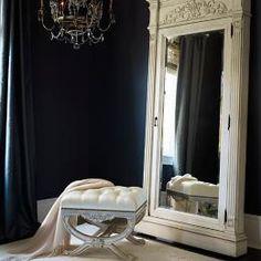 Trumeau Storage Mirror