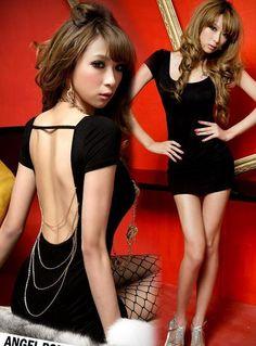 sexy nightclub dress -  http://zzkko.com/book/shopping?note=23119 $5.00