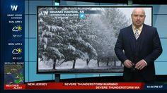 Grand Rapids, MI Snow - WeatherNation - 4/2/16