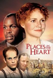 After her husband is killed, Sally Field is forced to take over the debt-ridden Texas family farm herself. She accepts the help of African-American Danny Glover and blind boarder John Malkovich. Despite almost insurmountable odds, Field manages to bring in the cotton crop and to hold her farm together.