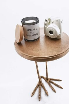 Small Birdy Side Table