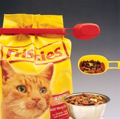 Pet Food is easily kept secured, fresh and odor free with WeLoc.