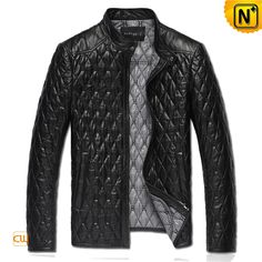 www.cwmalls.com - Men's Embroidery Sheepskin Quilted Leather Jacket CW821001 Black $558.89 (Paypal) Welcome to join CWMALLS COMMODITY Sincerely recruit network distributors or cooperate partners all around the world CWMALLS will be more wonderful with you!
