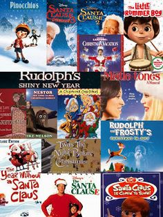 25 Days of Christmas, Day 24, Christmas Movies, Christmas eve ...