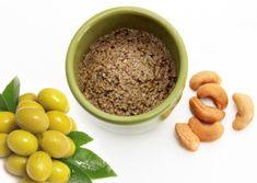 Pesto z oliwek i suszonych pomidorów