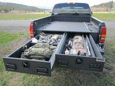 How to Install a Sliding Truck Bed Drawer System   DIY projects for everyone!