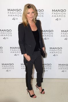 Kate Moss ventured to Barcelona in May 2012 for the Mango Fashion | Birthday Girl Kate Moss's 39 Top Jet-Setting Moments | POPSUGAR Celebrity Photo 20