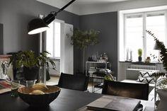 Bildresultat för sovrum grå väggar