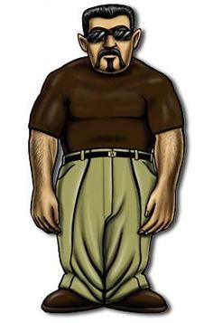 Mexican homies cartoons