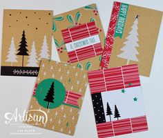 2016 Hello December Project Life Card Collection for easy tags and note cards - ~ Sue Plote