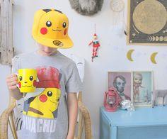 Freaky Family_The Story. DIY : Un Mug Pikachu !