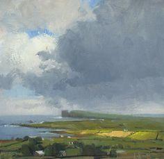 Jeffery Reed turbulent sky