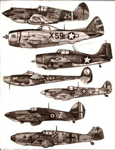 Warbirds by planedreamer on DeviantArt